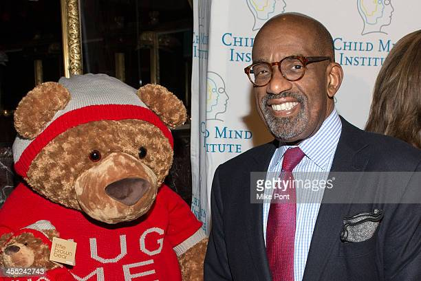 Al Roker attends the 4th annual Child Mind Institute's Child Advocacy Award Dinner at Cipriani 42nd Street on December 11 2013 in New York City