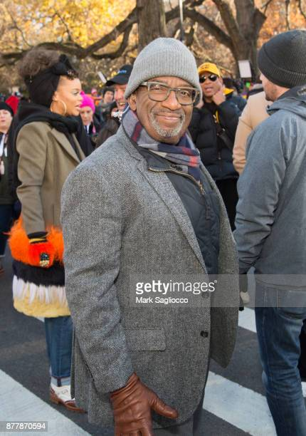 Al Roker attends the 91st Annual Macy's Thanksgiving Day Parade on November 23 2017 in New York City