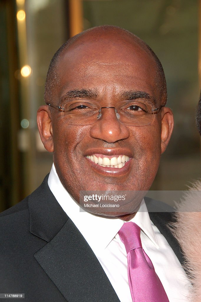 Al Roker during 'Madama Butterfly' Opening Night Starting the Lincoln Center Metropolitan Opera 2006-2007 Season at Lincoln Center in New York, New York, United States.