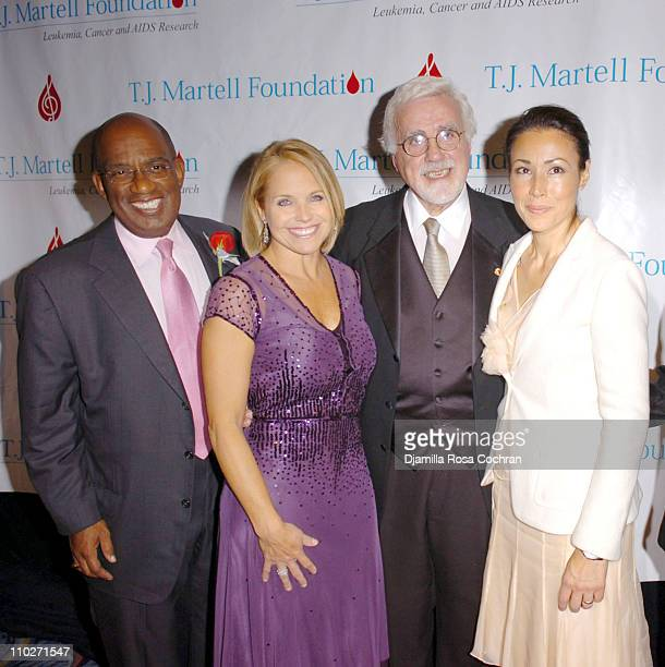 Al Roker Katie Couric Tony Martell and Ann Curry