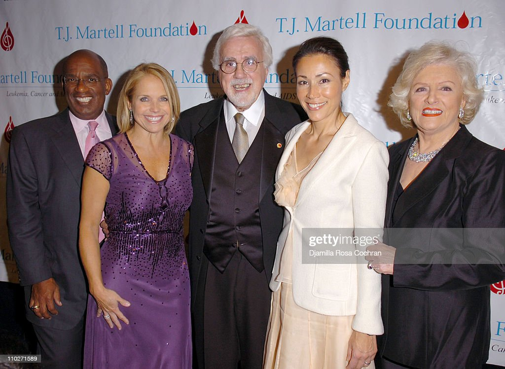 TJ Martell Foundation - October 6, 2005