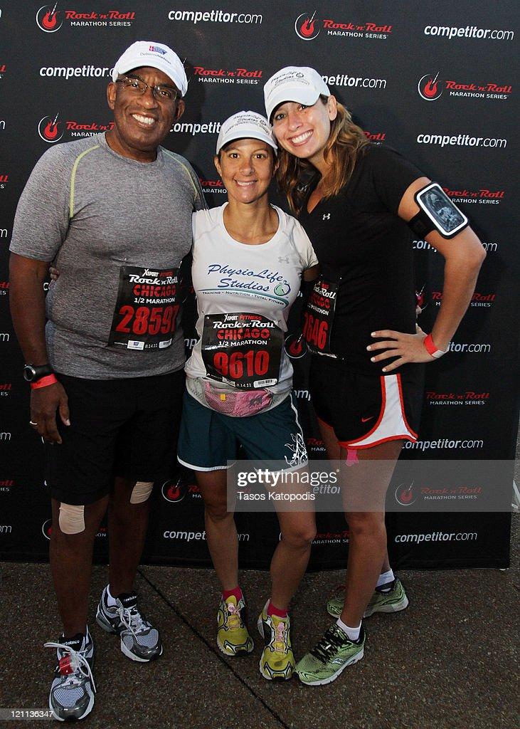 XSport Fitness Rock 'n' Roll Chicago Half Marathon : Fotografía de noticias