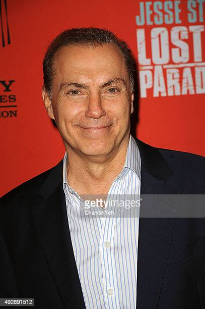 """Al Sapienza attends """"Jesse Stone: Lost In Paradise"""" New York premiere at Roxy Hotel on October 14, 2015 in New York City."""