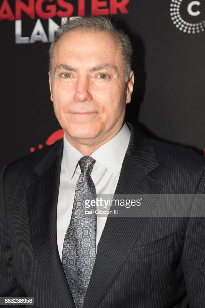 Al Sapienza attends the Premiere Of Cinedigm's 'Gangster Land' at the Egyptian Theatre on November 29 2017 in Hollywood California
