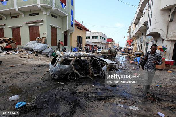 Al Shabaab has renewed its campaign to bring instability to the Somali capital Mogadishu. And foreign aid agencies and their employees are...
