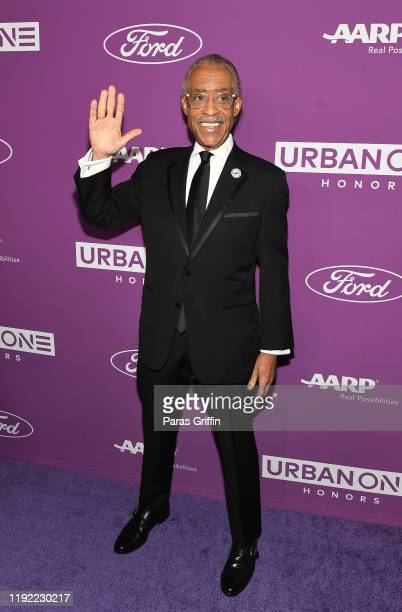 Al Sharpton attends 2019 Urban One Honors at MGM National Harbor on December 05 2019 in Oxon Hill Maryland