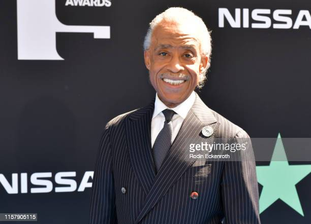 Al Sharpton attends the 2019 BET Awards on June 23, 2019 in Los Angeles, California.