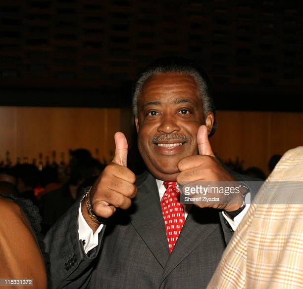 """Al Sharpton during """"Soul City"""" Book Release Party at Lotus at Lotus in New York, New York, United States."""