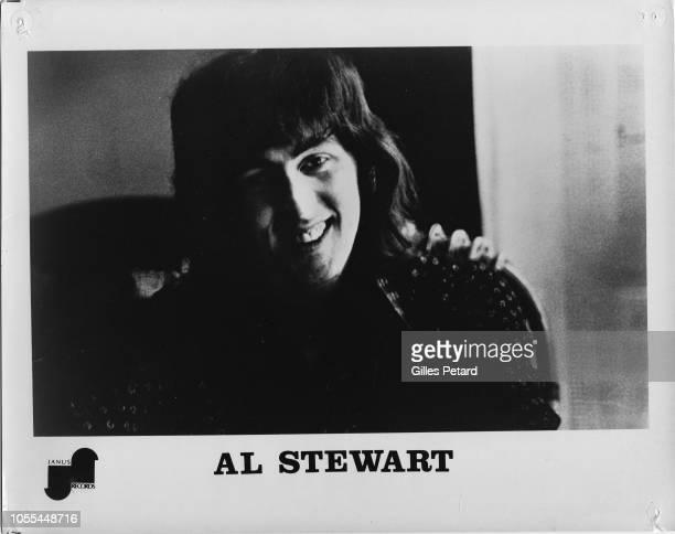 Al Stewart portrait 1972