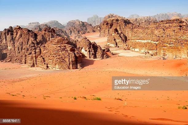 Al Ula Mountain Saudi Arabia