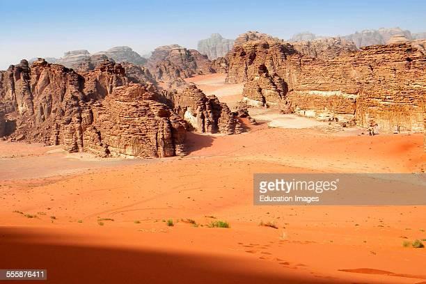 Al Ula Mountain Saudi Arabia