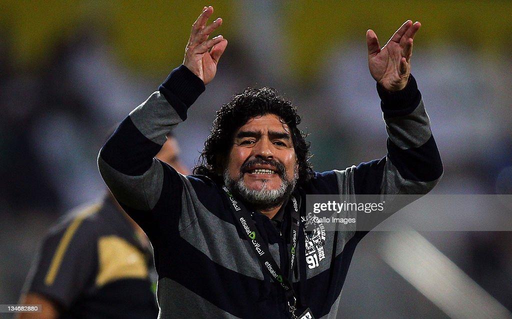 Al Wasl v Al Shabab - Etisalat League