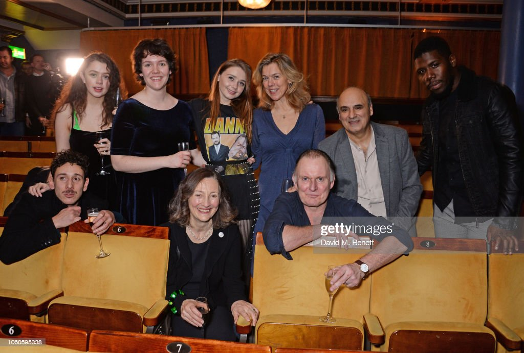 """Pinter At The Pinter: Moonlight / Night School"" - Press Night - After Party : News Photo"
