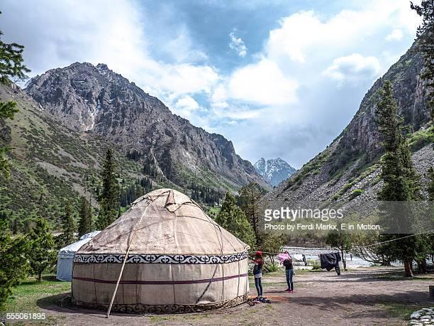 Ala Archa Yurt