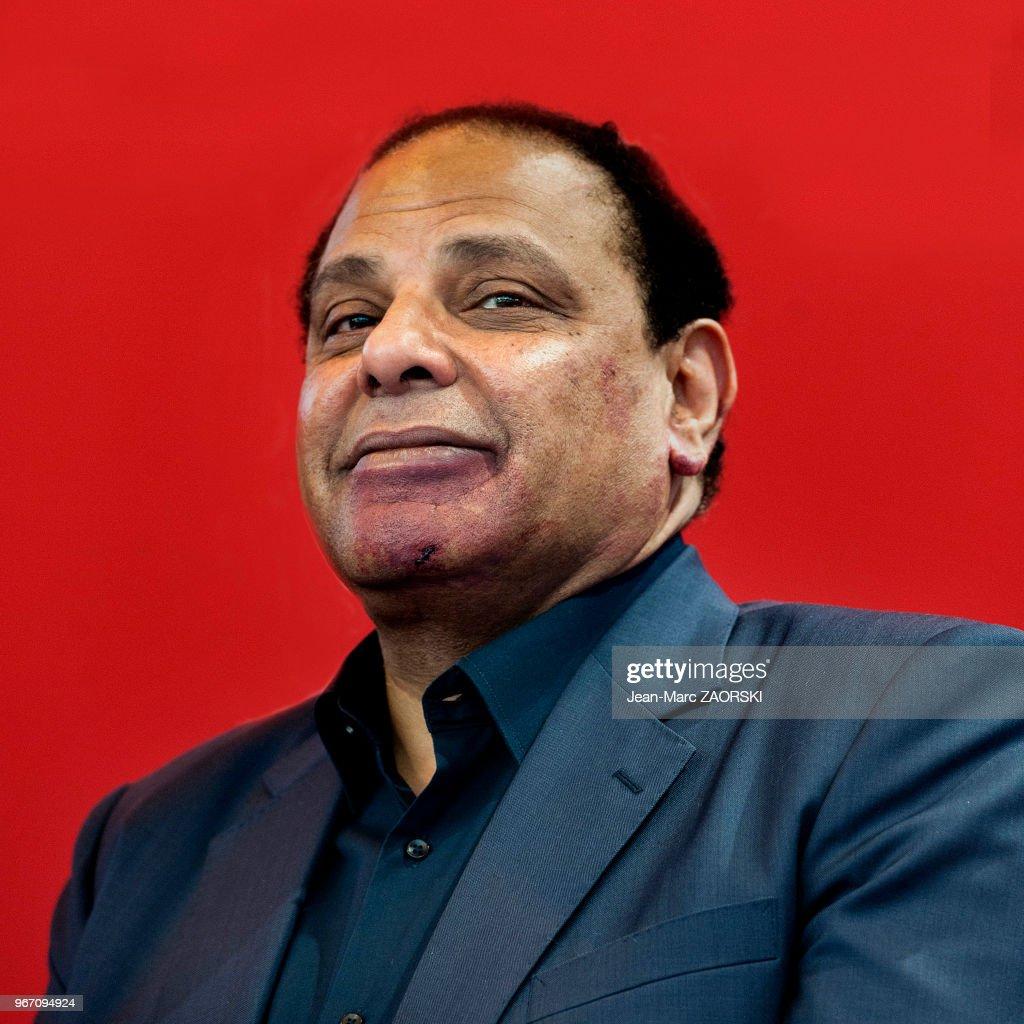 Alaa al-Aswany : News Photo