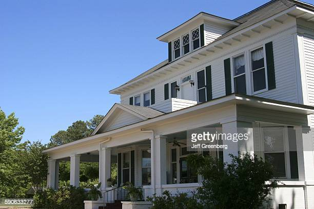 Alabama Aliceville Plantation House Restaurant James M Summerville House
