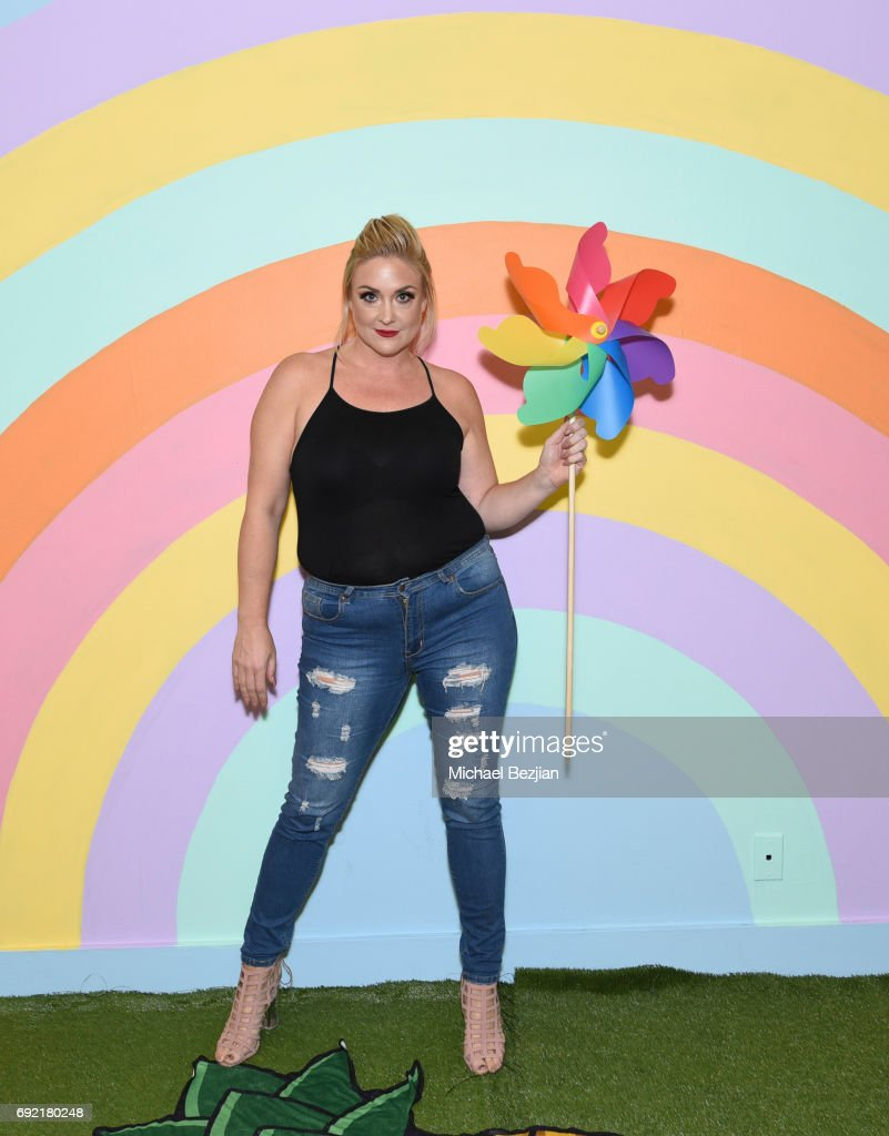 Alabama Collins @alabamavalentine #xeharcury Xehar Launches #AConfidentYou Curvy Line Competition on June 3, 2017 in Los Angeles, California. Winner gets their own fashion line!