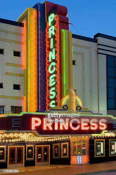 alabama, decatur, princess theatre - 1910 1919 stock pictures, royalty-free photos & images