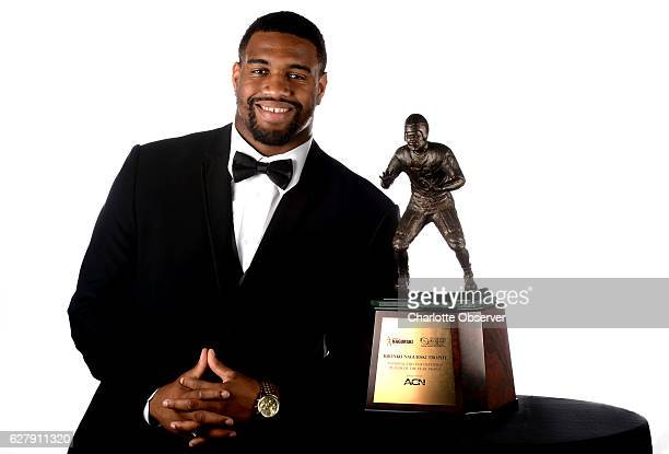 Alabama defensive end Jonathan Allen won the 2016 Bronko Nagurski Trophy The Bronko Nagurski Trophy is presented annually to the nation's top NCAA...