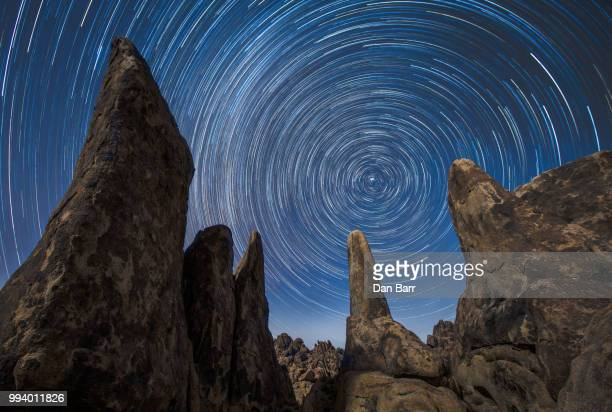 alabama hills - barr stock pictures, royalty-free photos & images