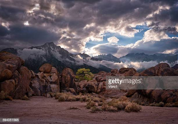 Alabama Hills Stage