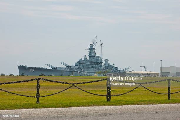 Alabama Mobile Battleship Memorial Park Battleship USS Alabama BB60