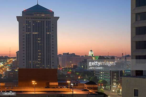 alabama, montgomery, state capitol building - montgomery alabama stock pictures, royalty-free photos & images