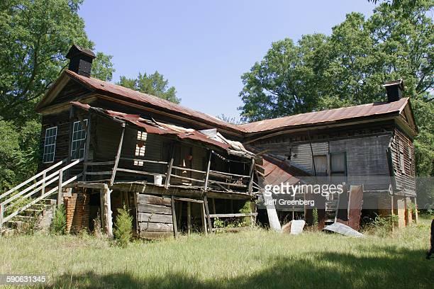 Alabama Orrville Old Cahawba Archeological Village Former State Capitol Fambro House 1841