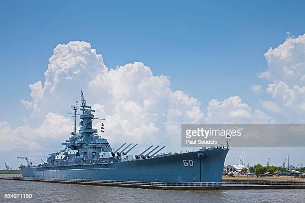 uss alabama - battleship stock pictures, royalty-free photos & images