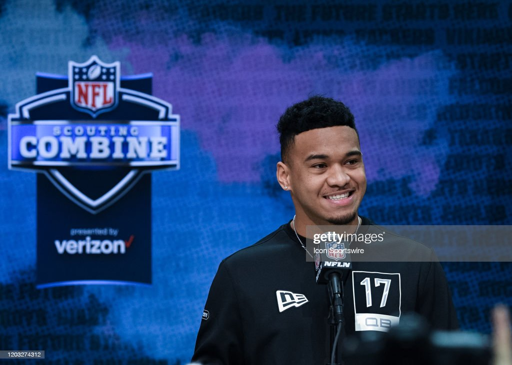 NFL: FEB 25 Scouting Combine : News Photo