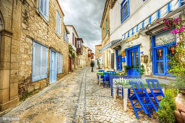 CONTENT] Alacati a village 72 km west of Izmir near the tip of the Cesme peninsula is one of Aegean Turkey's upandcoming vacation getaway havens