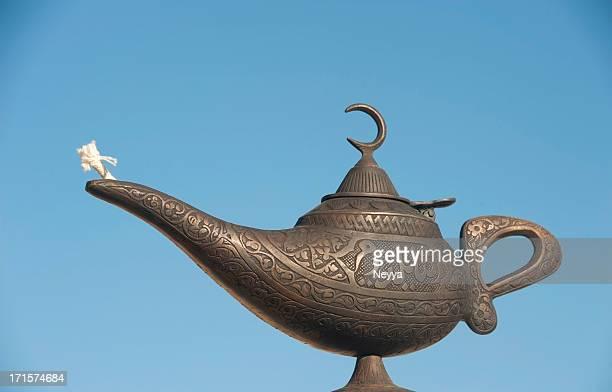 Aladdin Lampe
