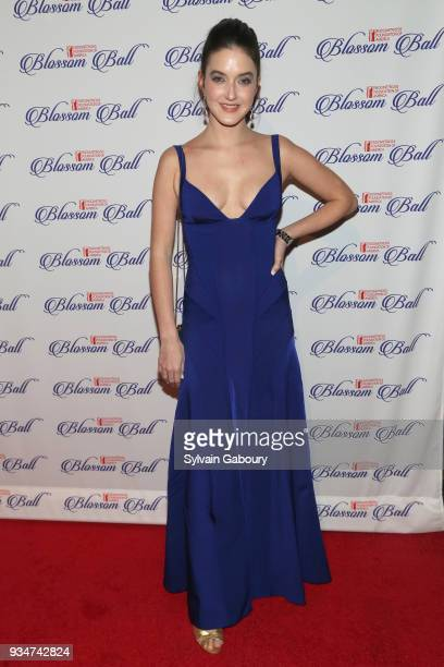Alaia Baldwin attends The Endometriosis Foundation of America Celebrates their 9th Annual Blossom Ball Honoring SingerSongwriter Halsey on March 19...