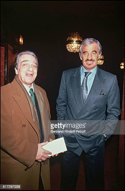 Alain Belmondo brother of Jean Paul Belmondo and Jean Paul Belmondo