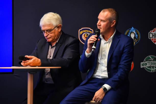 FRA: Press Conference - Betclic Elite