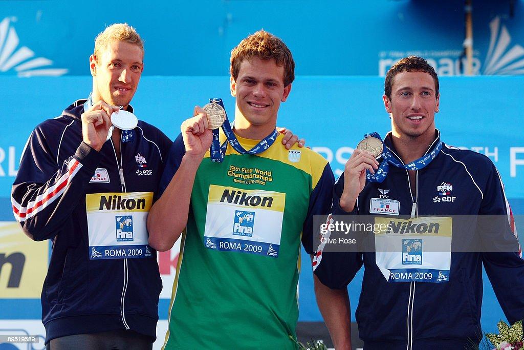 Swimming Day Five - 13th FINA World Championships