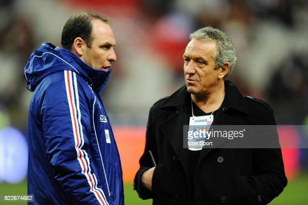 Alain BOGHOSSIAN France / Espagne Match amical Stade France Saint Denis Paris