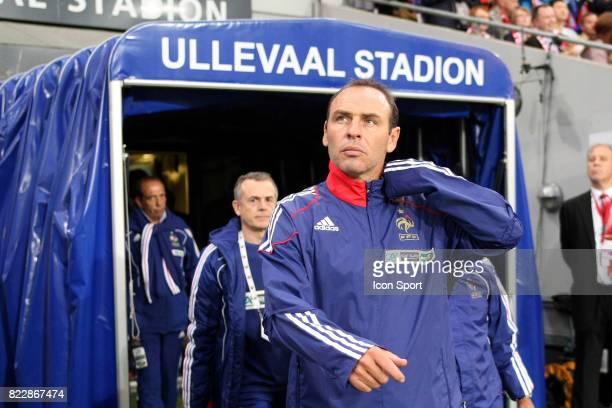 Alain Boghossian Norvege / France Match Amical Ullevall Stadium Oslo