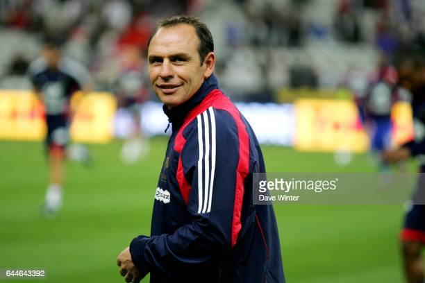Alain BOGHOSSIAN France / Tunisie Match amical Stade de France Photo Dave Winter / Icon Sport