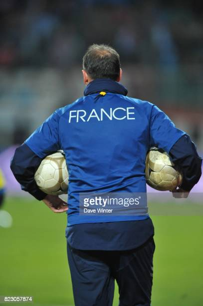 Alain BOGHOSSIAN Luxembourg / France Qualification Euro 2012 Stade Josy Barthel Luxembourg