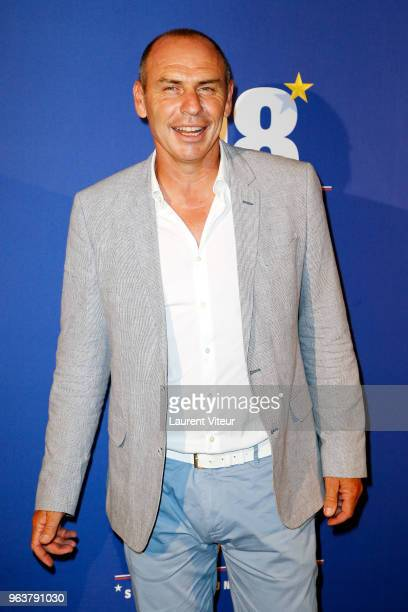Alain Boghossian attends 398Secret d'une Victoire' Paris Premiere at Gaumont Champs Elysees on May 30 2018 in Paris France