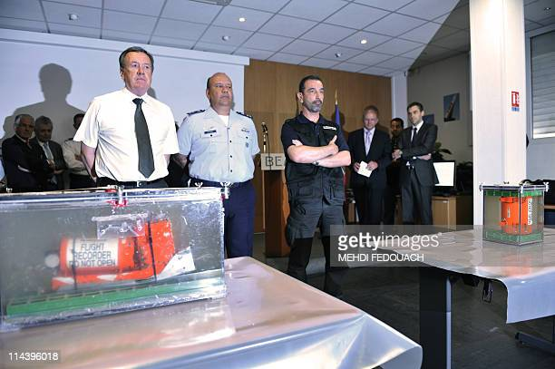 Alain Bouillard investigatorincharge of flight Air France 447 safety investigation from French agency Bureau of Enquiry and Analysis for Civil...
