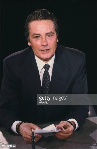 Alain Delon 7 sur7 1988