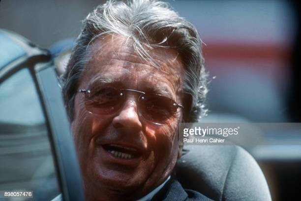 Alain Delon Grand Prix of Monaco Circuit de Monaco 24 May 1998