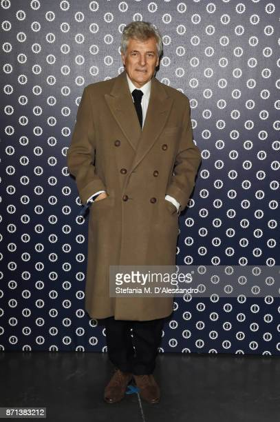 Alain Elkann attends Opening Garage Italia Milano on November 7 2017 in Milan Italy