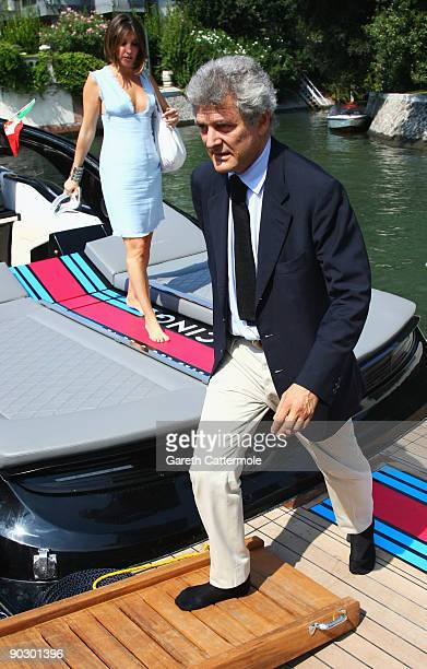 Alain Elkann is seen during the 66th Venice Film Festival on September 2 2009 in Venice Italy