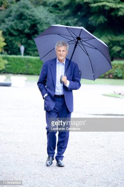 Alain Elkann writer TV journalist Milano Italy 2010