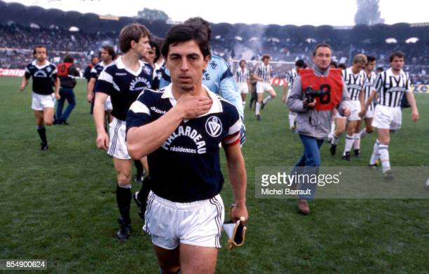 Bordeaux alain giresse stock photos and pictures getty - Football coupe d europe des clubs champions ...