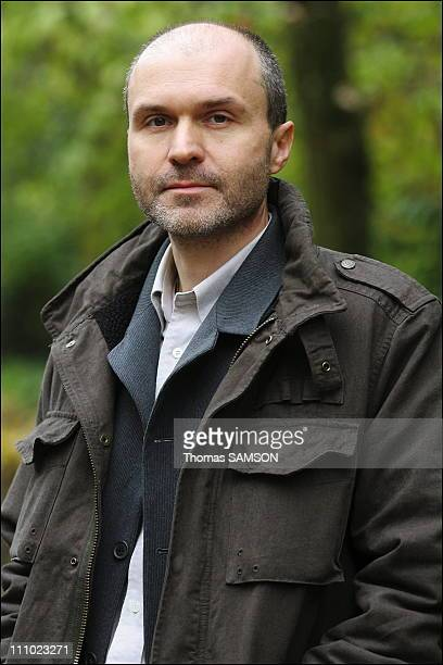 Alain Marecaux acquitted on appeal on last December 01st in the pedophile case of Outreau met his producer in Paris France on December 05th 2005