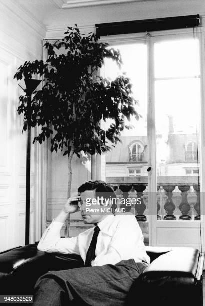 Alain MINC énarque essayiste président du conseil de surveillance de la SALe Monde depuis 1994 19880000 Alain MINC énarque essayiste président du...